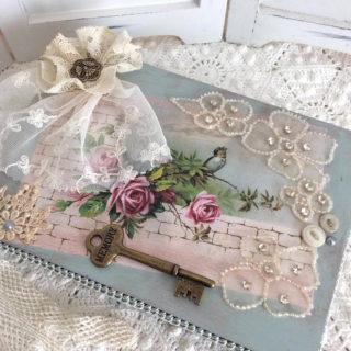 Roses and Memories Keepsake Box – Reader Feature