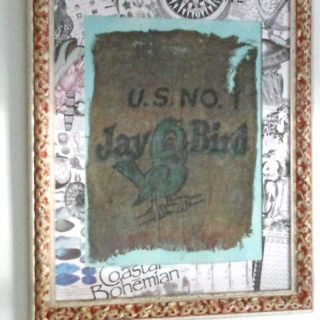 DIY Nautical Matte and Frame – Reader Feature
