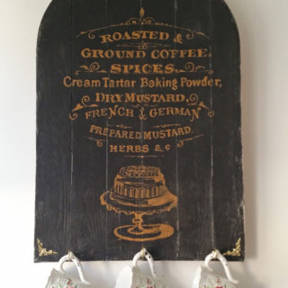 Wood Sign – Reader Feature