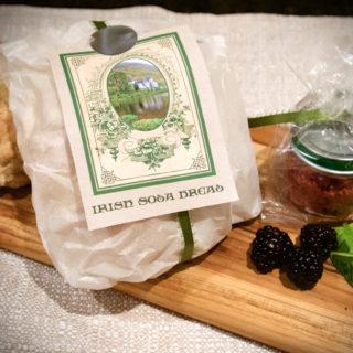 Irish Soda Bread Label – Reader Feature