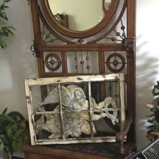 Old Window Makeover – Reader Feature