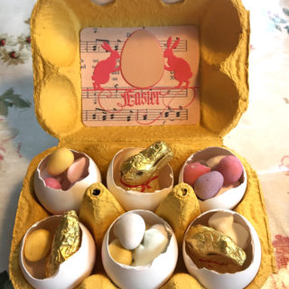 Easter Egg Carton Labels – Reader Feature