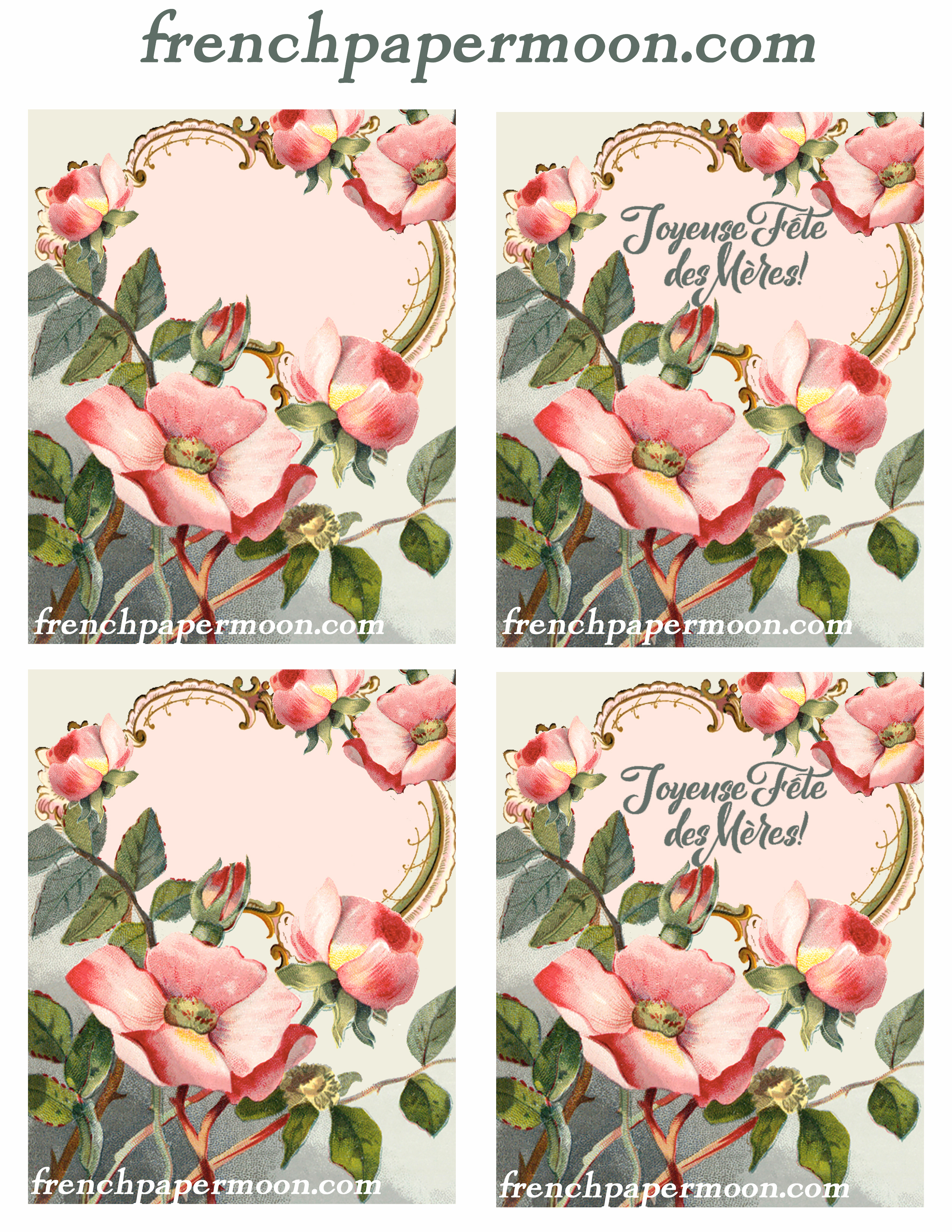 vintage mothers day clip art 10 free Cliparts   Download