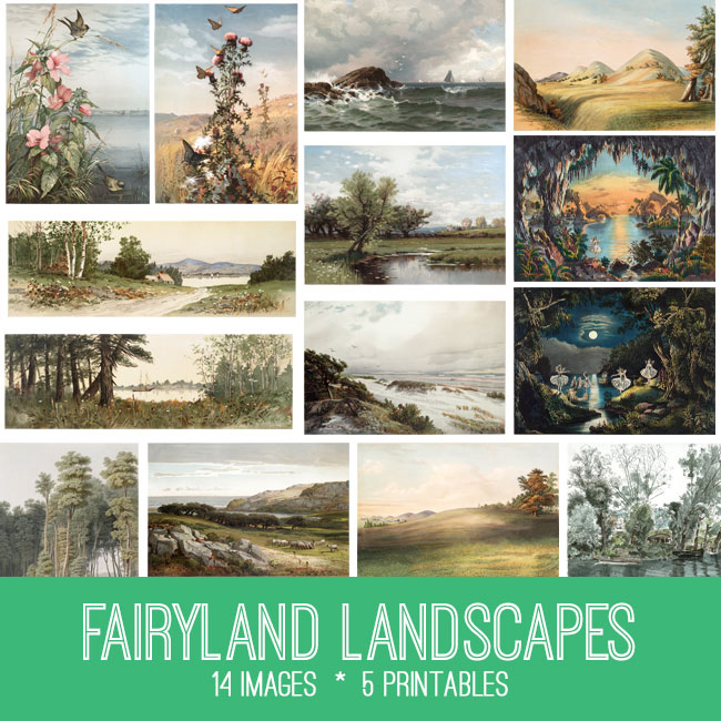 Fairyland Landscapes Kit