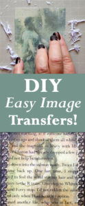 DIY Easy Image Transfers