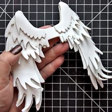DIY Angel Wings – Easy and Fun Craft Project!