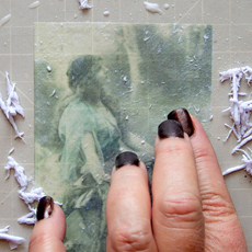 Image Transfers using Omni Gel – Tips & Tricks!