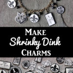 Make Shrinky Dink Charms