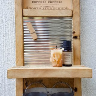 Adorable Washboard From A Tin Can – Reader Feature