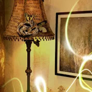 Vintage French Lamp – Reader Feature