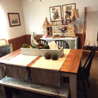 Old Time Pub Bench – Reader Feature