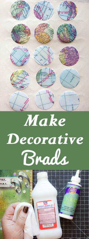 Make Decorative Brads