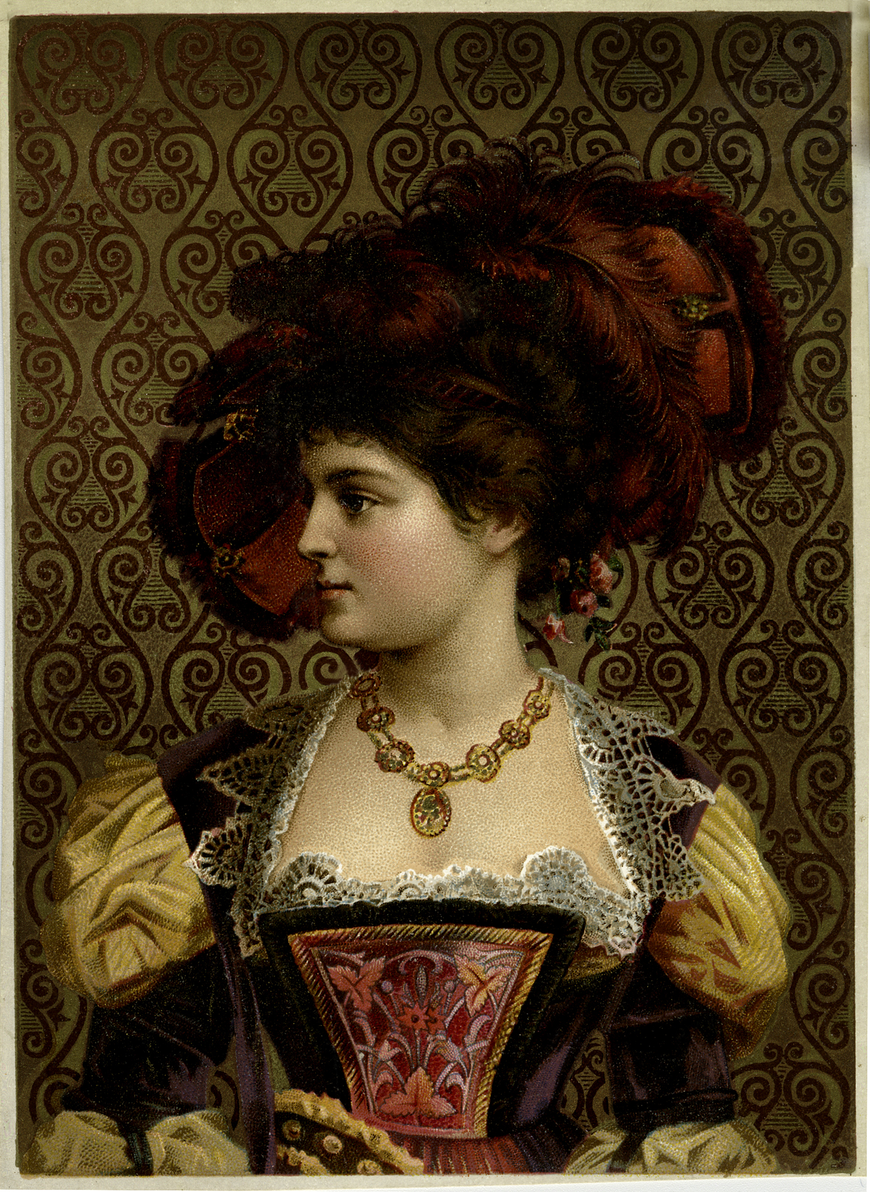 Woman S Victorian Hat Craft