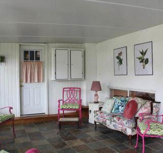 Summer Sun Porch Makeover – Reader Feature