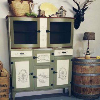 Kitchen Cabinet – Reader Feature