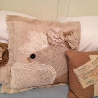 Memory Pillow – Reader Feature