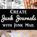 Repurpose Junk Mail for Junk Journals