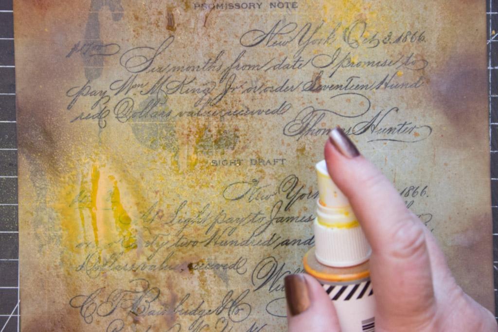 cloth wallpaper diy