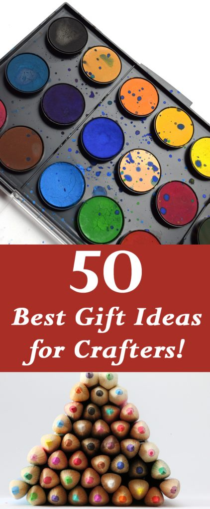 50 Best Gift Ideas for Crafters