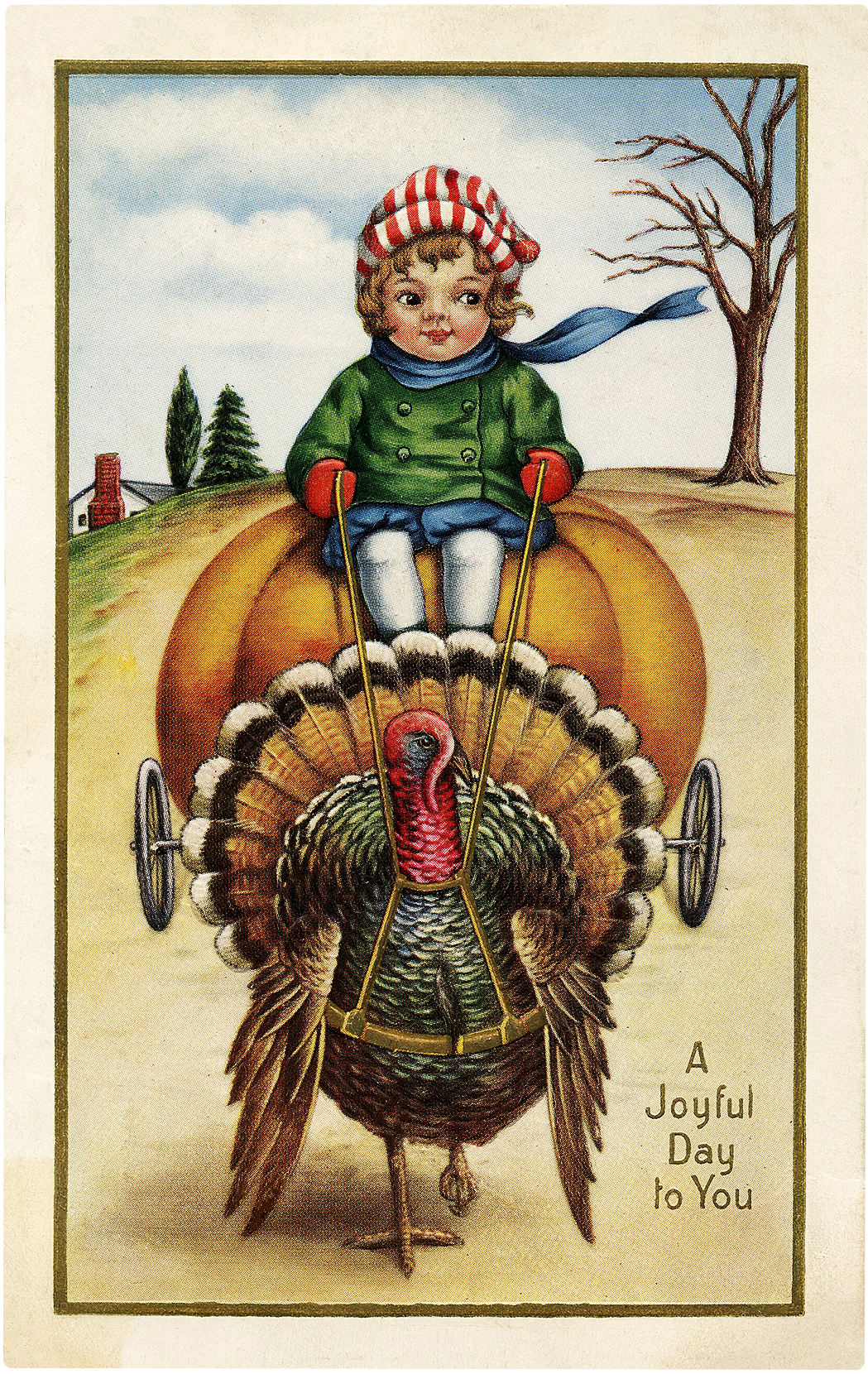 6 Funny Thanksgiving Pictures Free! - The Graphics Fairy