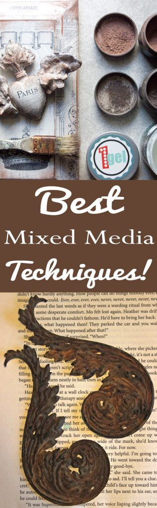 Best Mixed Media Art Techniques