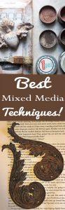 Best Mixed Media Art Techniques