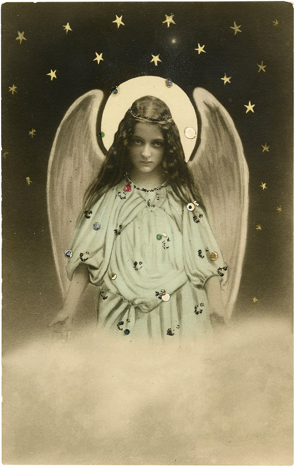15 Beautiful Angel Photos - Christmas! - The Graphics Fairy