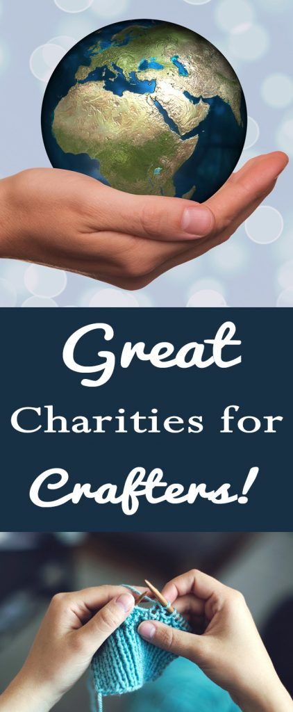 Great Charities for Crafters