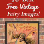 Best Free Vintage Fairy Images