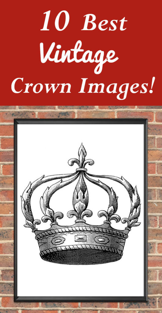 Best Vintage Crown Images