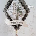 Easter Ornament Handmade