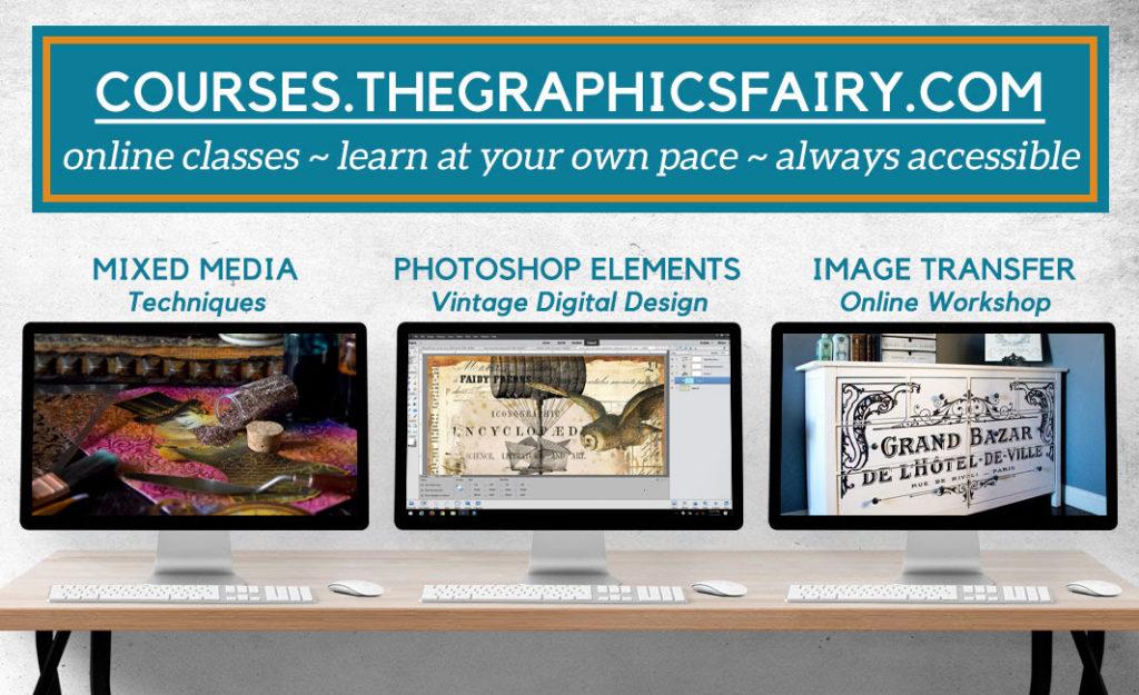Graphics Fairy eCourses