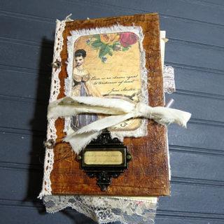 Jane Austen Junk Journal – Reader Feature