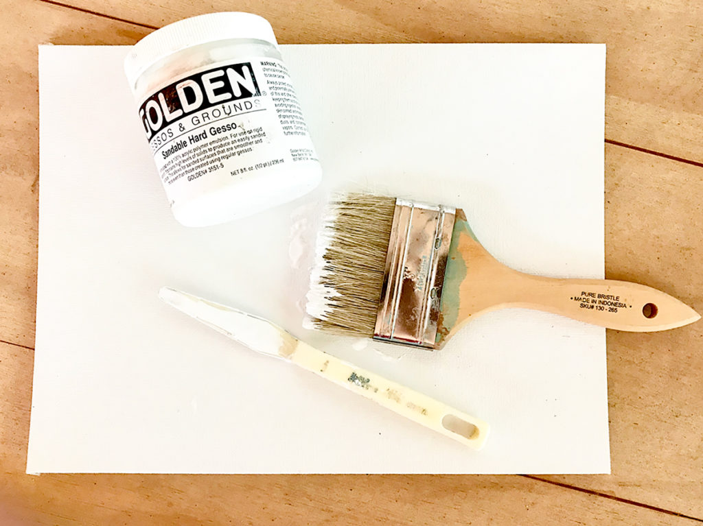 What is Gesso - a Comprehensive Guide! - The Graphics Fairy