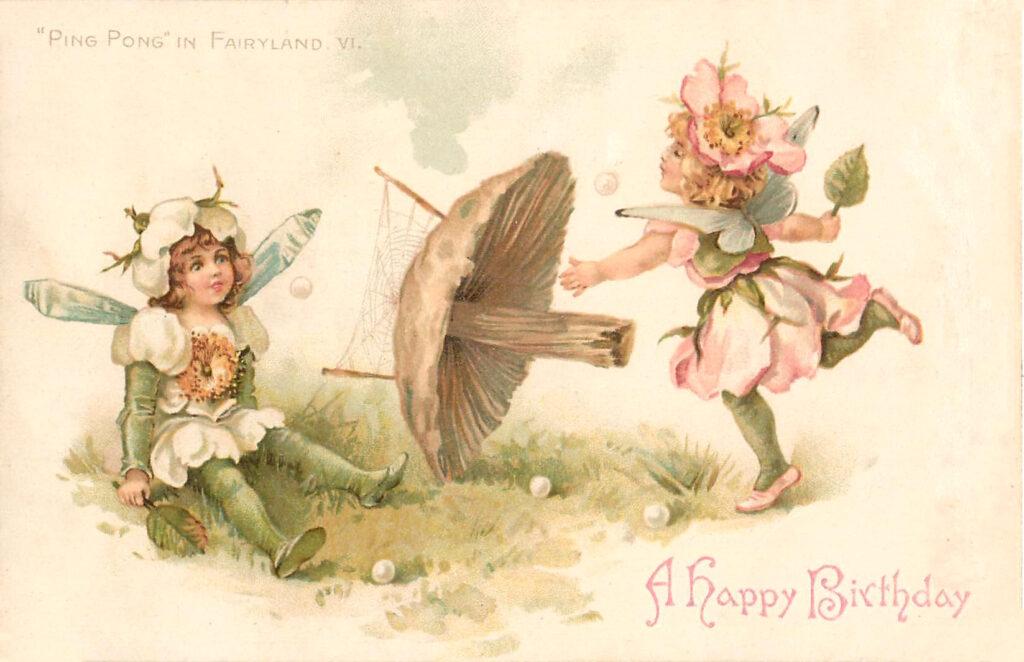 Happy Birthday Fairies