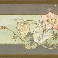 Printable Floral Card