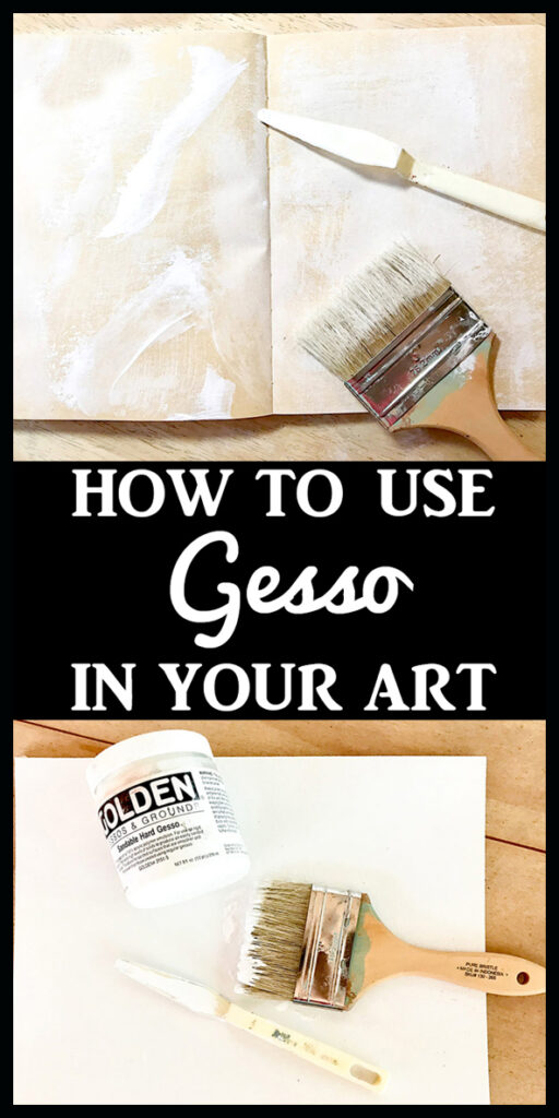 What is Gesso and How to Use It
