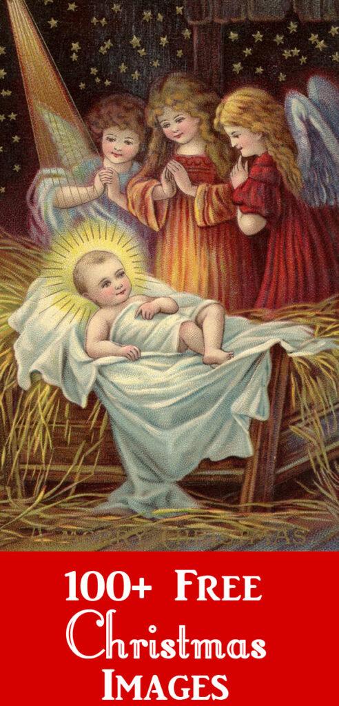 Christmas Images Manger