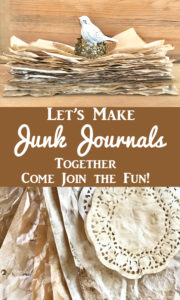 Create a Junk Journal