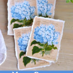 Make Perfect Torn Paper Edges