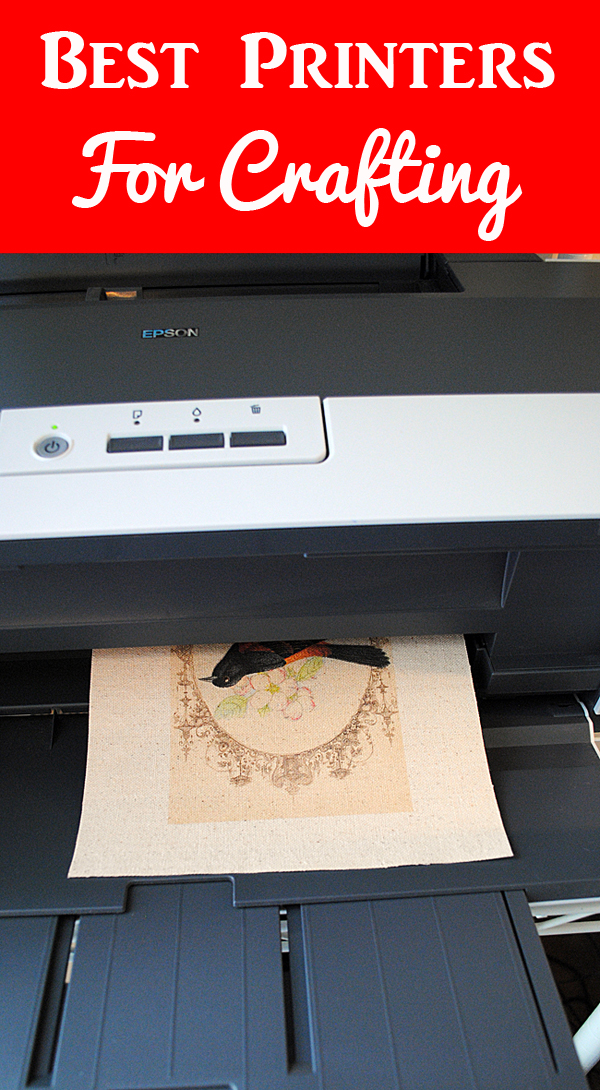 The Best Printers For Crafting The Graphics Fairy