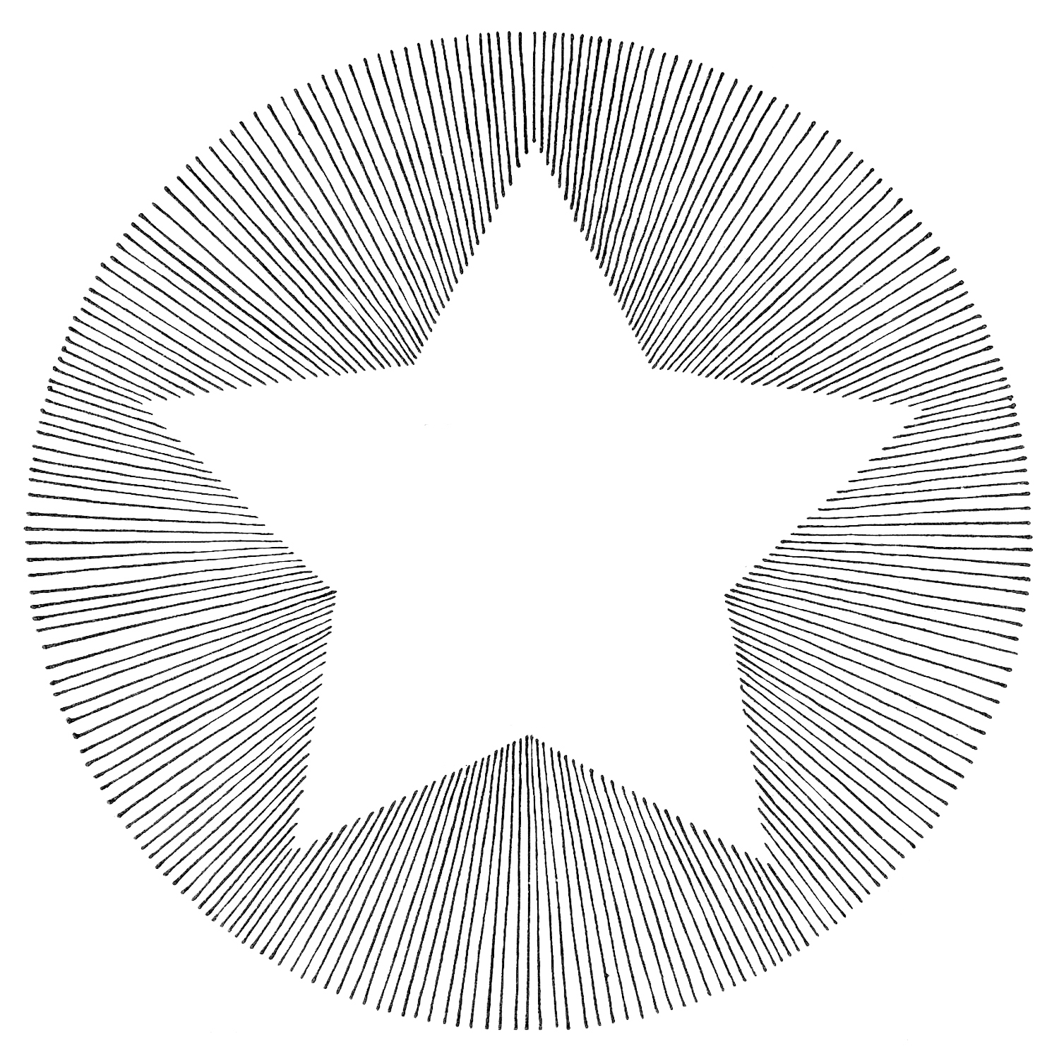 Diagram showing different types stars Royalty Free Vector