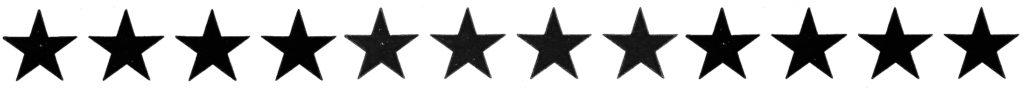 Clipart Stars Border
