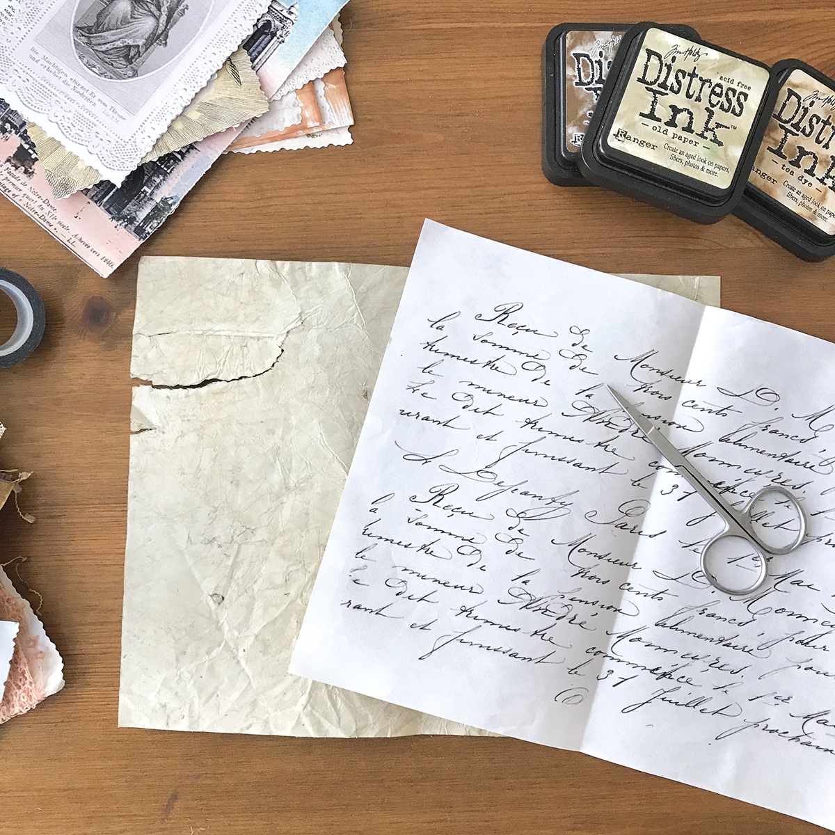 Creating a Junk Journal – Page Layouts 5! - The Graphics Fairy