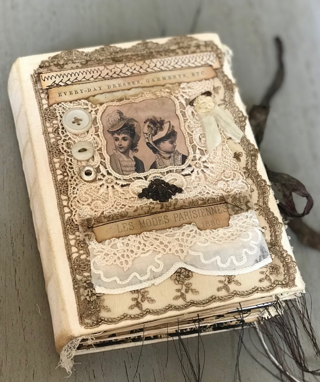 Journal Cover A Penchant for the Past