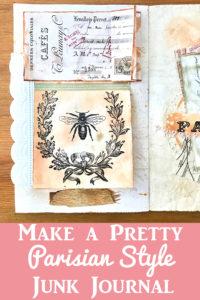 Creating a Junk Journal