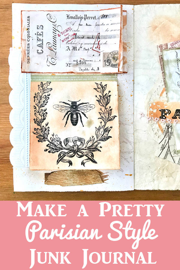 Creating a Junk Journal