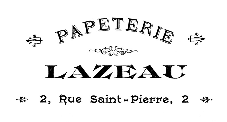 Papeterie French Furniture Transfer
