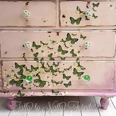 Butterfly Drawers – Reader Feature
