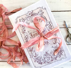 Let's Create a Junk Journal – Finishing and Binding